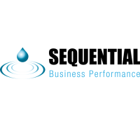 Sequential Business Performance Logo